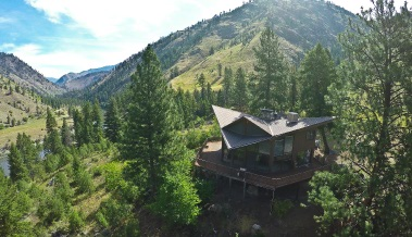 bed and breakfast vacations in idaho